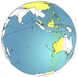 Perth and the Globe