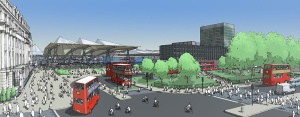 HS2, Euston Station, Grimshaw Architects