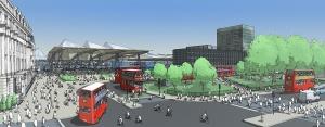 HS2, Euston Station, Grimshaw Architects